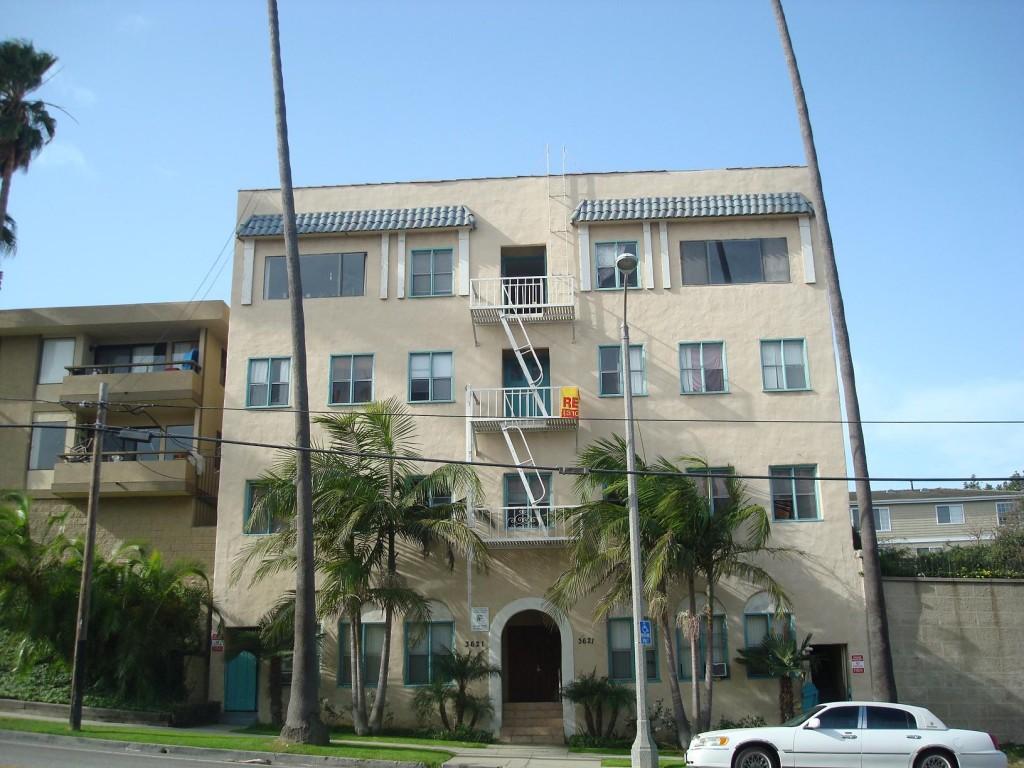 3621 Pacific Avenue San Pedro Exterior 2