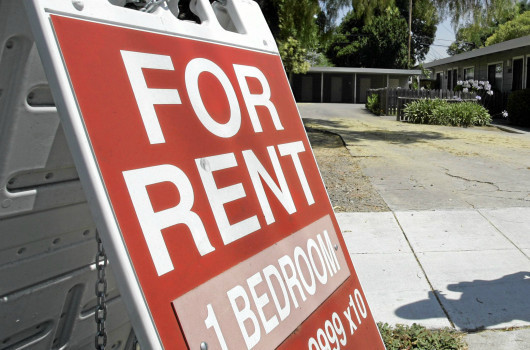 Beach Front Property Management, a company based in Long Beach, is offering to let tenants affected by the work stoppage forgo their February rent until 14 days after the shutdown ends, with all late fees waived. (Getty Images)