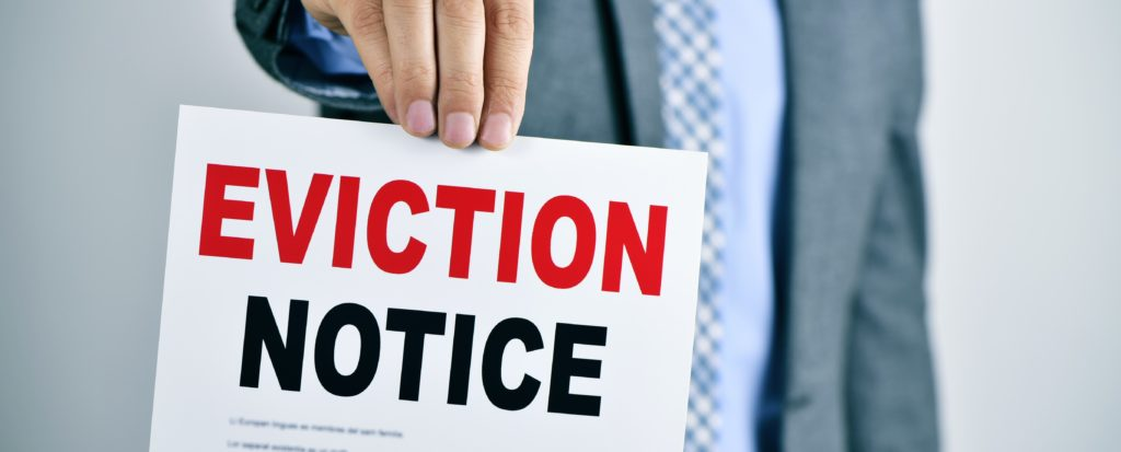 How to Evict a Tenant the Right Way