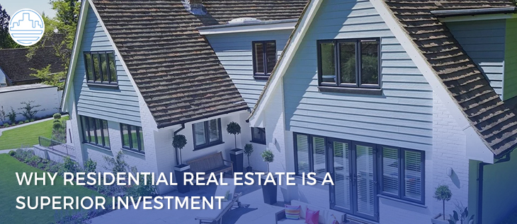 Top 5 Reasons Why you Should Opt for Residential Real Estate Investing thumbnail