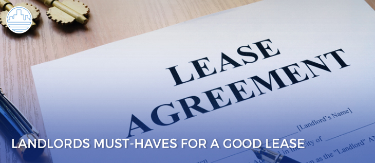 Important Lease Clauses For Landlords thumbnail